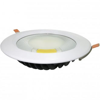 Downlight LED COB Pro - Devis sur Techni-Contact.com - 1