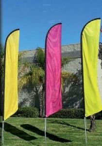 Drapeau flag pour exterieur - Devis sur Techni-Contact.com - 2