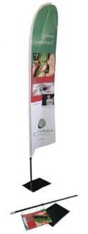 Drapeau flag pour interieur - Devis sur Techni-Contact.com - 1