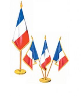 Drapeaux intérieur français pour mairie - Devis sur Techni-Contact.com - 2