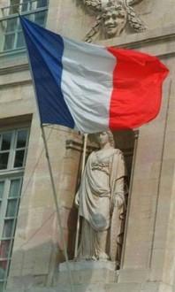 Drapeaux tricolores - Devis sur Techni-Contact.com - 1