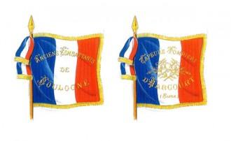 Drapeaux tricolores - Devis sur Techni-Contact.com - 2