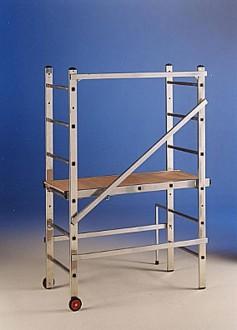Échafaudage escalier multifonctions - Devis sur Techni-Contact.com - 2