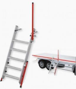 Echelle d'accès camion - Devis sur Techni-Contact.com - 1