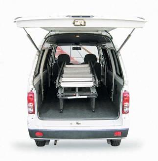 Echelle escabeau transportable - Devis sur Techni-Contact.com - 6