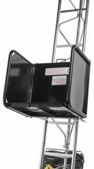 Echelle monte matériaux chantier - Devis sur Techni-Contact.com - 3