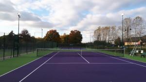 Eclairage court de tennis extérieur - Devis sur Techni-Contact.com - 1