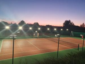 Eclairage court de tennis extérieur Lumiset - Devis sur Techni-Contact.com - 2