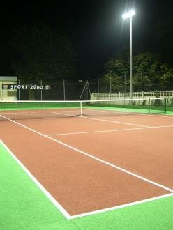 Eclairage Led court de Tennis - Devis sur Techni-Contact.com - 2