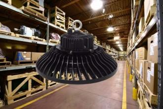 Éclairage LED high-bay intérieur - Devis sur Techni-Contact.com - 1