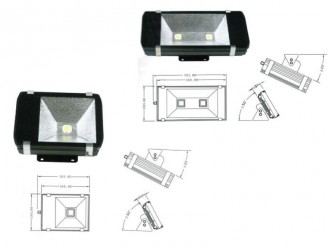 Eclairage LED pour tunnel - Devis sur Techni-Contact.com - 1