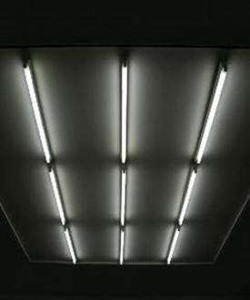 Eclairage LED tube opaque - Devis sur Techni-Contact.com - 1