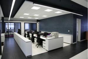 Eclairage pour bureaux - Devis sur Techni-Contact.com - 1