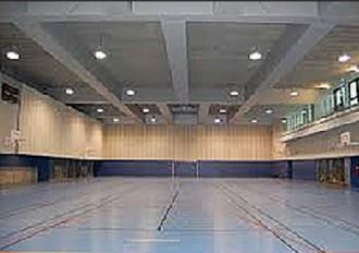 Éclairage salle de gymnase - Devis sur Techni-Contact.com - 1