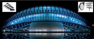 Eclairage sportif led modulaire - Devis sur Techni-Contact.com - 1