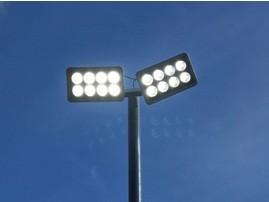 Éclairage sportif pour court de tennis - Devis sur Techni-Contact.com - 4
