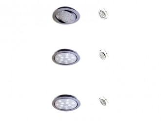 Eclairage spot LED d'intérieur - Devis sur Techni-Contact.com - 1