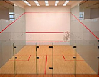 Éclairage terrain de squash - Devis sur Techni-Contact.com - 1
