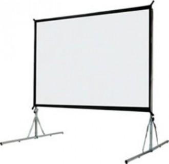 Ecran de projection ou retro sur cadre - Devis sur Techni-Contact.com - 1