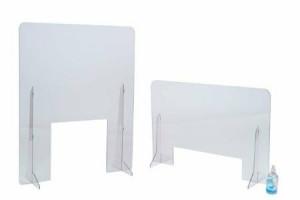 Ecrans de protection plexi pour urne ou assesseur (Kit) - Devis sur Techni-Contact.com - 1