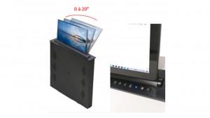 Ecran escamotable automatique pour table - Devis sur Techni-Contact.com - 4