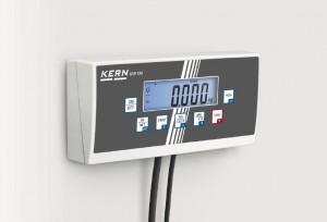Ecran LCD avec fonction Data-hold - Devis sur Techni-Contact.com - 1
