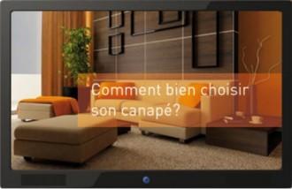 Ecran moniteur pour PLV - Devis sur Techni-Contact.com - 2