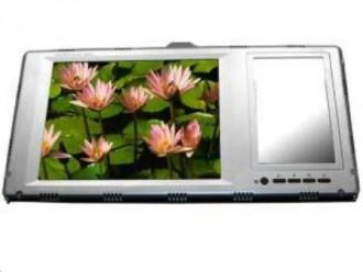 Ecran TFT Pare Soleil - 7 pouces - 800 x 480 Pixels - Devis sur Techni-Contact.com - 1