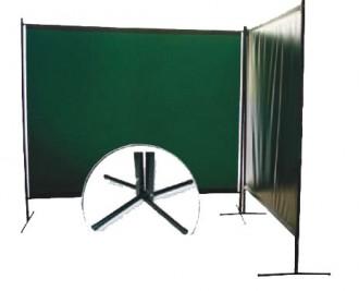 Ecrans de protection cabine de soudure - Devis sur Techni-Contact.com - 1