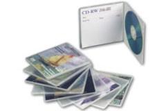 Ecrin slim cd neutre pack 10 - Devis sur Techni-Contact.com - 1