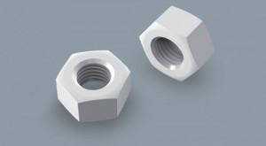 ÉCROU PVC  - Devis sur Techni-Contact.com - 1