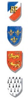 Ecusson de drapeau - Devis sur Techni-Contact.com - 1