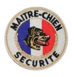Écusson maitre chien de sécurité - Devis sur Techni-Contact.com - 1