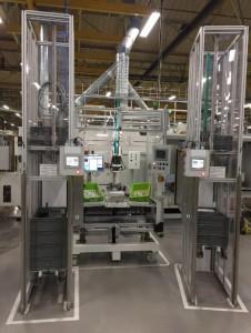 Empileur dépileur de bacs 200 kg par côté - Devis sur Techni-Contact.com - 8