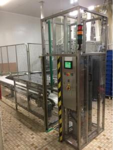 Empileur dépileur de bacs 200 kg par côté - Devis sur Techni-Contact.com - 9