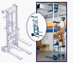 Elevateur de charge 4.20 mètres - Devis sur Techni-Contact.com - 1