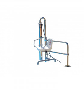 Élévateur de piscine fixe hydraulique - Devis sur Techni-Contact.com - 1