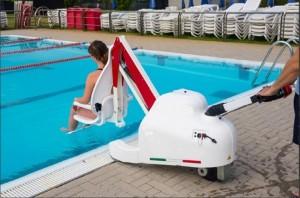 Élévateur de piscine mobile sur batterie - Devis sur Techni-Contact.com - 2