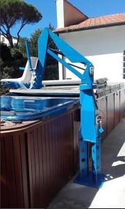 Elévateur fixe de piscine - Devis sur Techni-Contact.com - 3