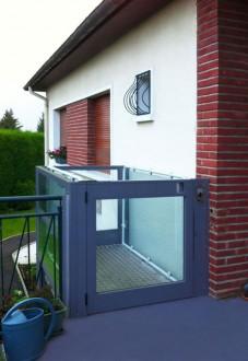 Elévateur hydraulique pmr - Devis sur Techni-Contact.com - 1