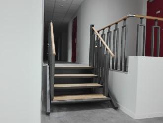 Élévateur PMR et escalier - Devis sur Techni-Contact.com - 1
