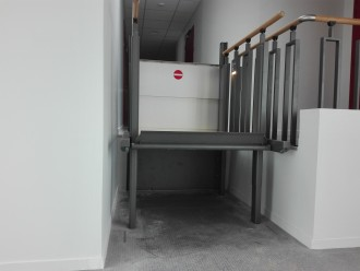 Élévateur PMR et escalier - Devis sur Techni-Contact.com - 3