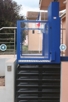 Élévateur PMR vertical - Devis sur Techni-Contact.com - 3