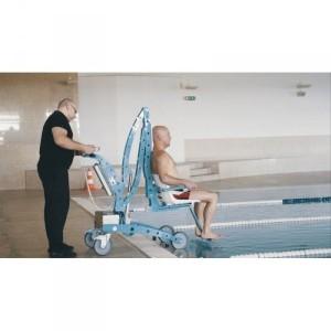 Élévateur pour piscines mobile - Devis sur Techni-Contact.com - 1