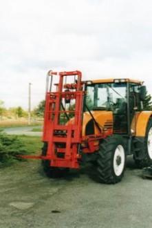 Elévateurs pour tracteur - Devis sur Techni-Contact.com - 2