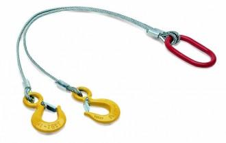 Elingue en câble acier galvanisé - Devis sur Techni-Contact.com - 1