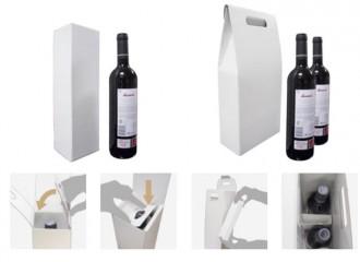 Emballage bouteille de vin - Devis sur Techni-Contact.com - 2