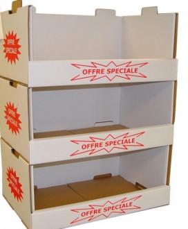 Emballage carton personnalisé - Devis sur Techni-Contact.com - 1