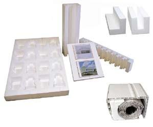 Emballage polystyrene découpé - Devis sur Techni-Contact.com - 1