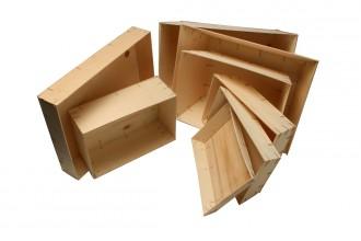 Emballages bois en contreplaqué personnalisé - Devis sur Techni-Contact.com - 1